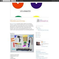 LOS APARATOS: Suboscilador a paso de hormiga
