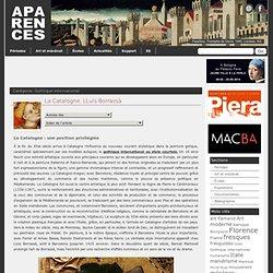 Art, histoire et actualité culturelle: La Catalogne, LLuís Borrassà