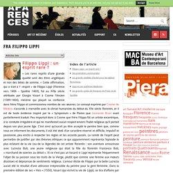 Art, histoire et actualité culturelle » Fra Filippo Lippi