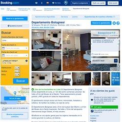 Apartamento Departamento Bolognesi (Perú Lima) - Booking.com