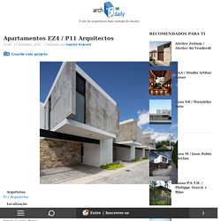Apartamentos EZ4 / P11 Arquitectos