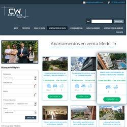 Apartamentos en venta Medellín - CW Group Medellin