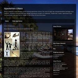 Apartemen Uttara: Karya Maestro Patung Indonesia di Apartemen Uttara