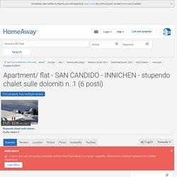 Apartment/ flat - SAN CANDIDO - INNICHEN