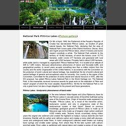 Croatia-Plitvice Lakes