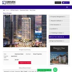 Burj Crown Apartments