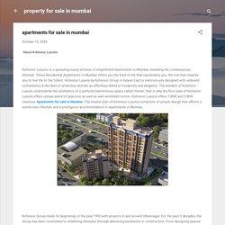 apartments for sale in mumbai