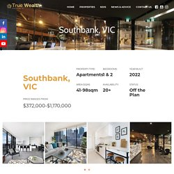 Luxury Apartments in Melbourne