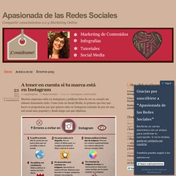 Compartir conocimientos 2.0 y Marketing Online