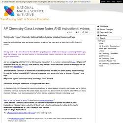apchemistrynmsi.wikispaces