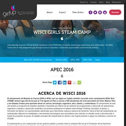 APEC 2016 - Girl Up