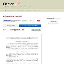 Aperçu du fichier Doss'5.pdf - Page 19/50