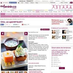 Cuisine fiorabella pearltrees - Apero dinatoire chic ...