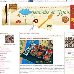 APERITIFS ET BOISSONS - Page 3 - Jeanotte et Jifoutou