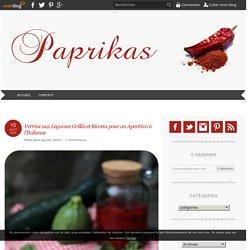 Verrine aux Légumes Grillés et Ricotta pour un Aperitivo à l'Italienne