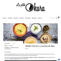 4 recettes de dips - La petite Okara