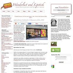 Aphrodisiac Cocktails @ Museum of Sex, NYC - Wanderlush Diary - Wanderlush Diary