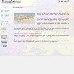 APi LaboSVT.com : TransAlpes