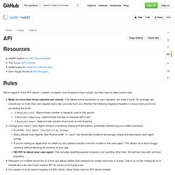 API - GitHub
