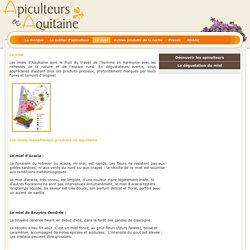 Apiculteurs en Aquitaine Association de Développement de l'Apiculture en Aquitaine