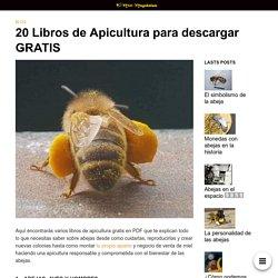 20 Libros de Apicultura para descargar GRATIS - Miel MayaBalam