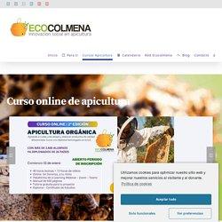 Curso de apicultura online - ecocolmena