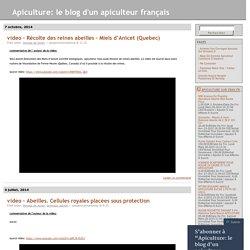 Apiculture: le blog d'un apiculteur français