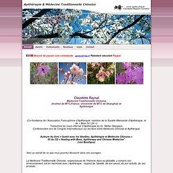 Apithérapie & Médecine Traditionnelle Chinoise Claudette Raynal Cartabas - Accueil