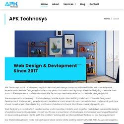 Professional Web Design Company in the USA