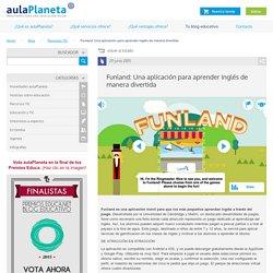 Funland: Una aplicación para aprender inglés de manera divertida