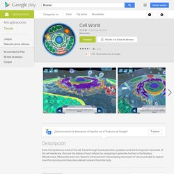 Cell World - Aplicaciones de Android en Google Play