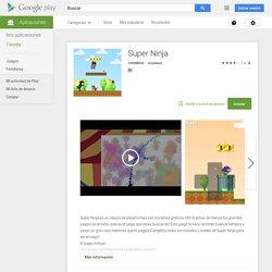 Super Ninja - Aplicaciones de Android en Google Play