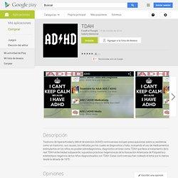 TDAH - Aplicaciones Android en Google Play