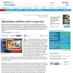 Aplicaciones móviles made in Argentina - 11.08.2012