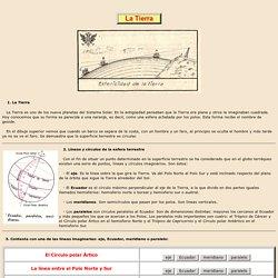 ciencias sociales,Geograf a Universal de Aplicaciones Did cticas Tierra eje Ecuador meridianos paralelos rotaci n traslaci n