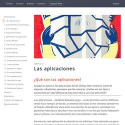 Capítulo 1: Las aplicaciones – Diseñando apps para móviles