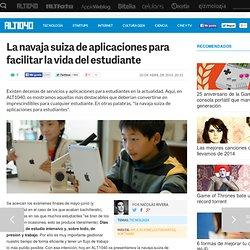 21 servicios y aplicaciones para estudiantes que deberías probar