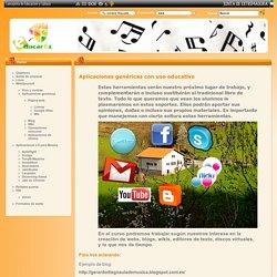 educarex.es - Aplicaciones genéricas