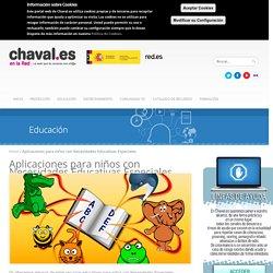 Aplicaciones para niños con Necesidades Educativas Especiales
