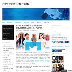 3 Aplicaciones para Detectar Seguidores Falsos en Twitter