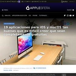 Apps gratis Mac: una lista con aplicaciones gratuitas para las plataformas de Apple