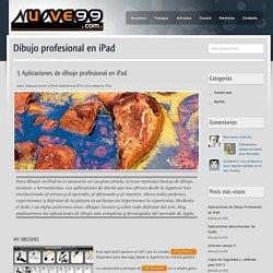 5 Aplicaciones de dibujo profesional en iPad