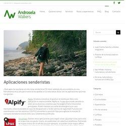 Aplicaciones senderistas - Senderismo en La Rioja