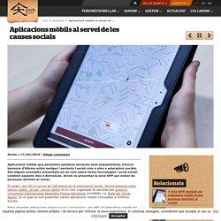 Aplicacions mòbils al servei de les causes socials - Arrels Fundació