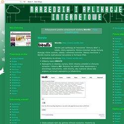 Narzędzia i aplikacje internetowe: Wordle