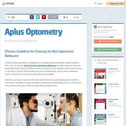 Aplus Optometry