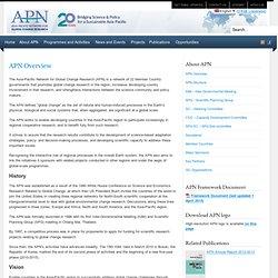 APN Overview