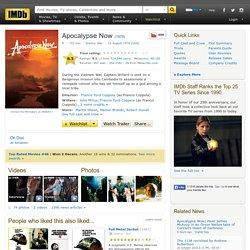 Apocalypse Now (1979