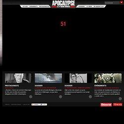 Apocalypse - TV5MONDE