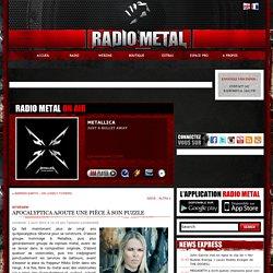 Apocalyptica ajoute une pièce à son puzzle - RADIO METAL